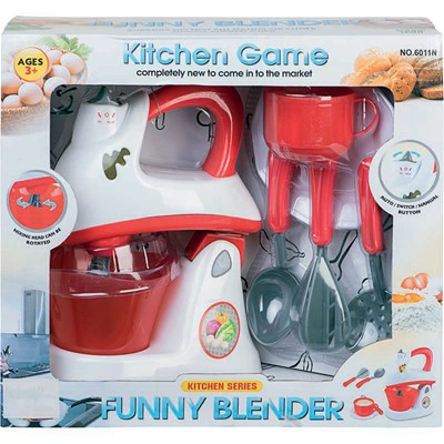 WDK PARTNER Blender mix chef - multicolore