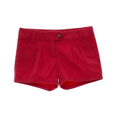 BENETTON Short en coton - rose