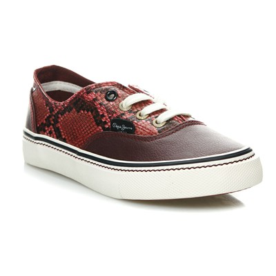 zapatillas Pepe Jeans Footwear Alford Brogue Zapatillas rosa