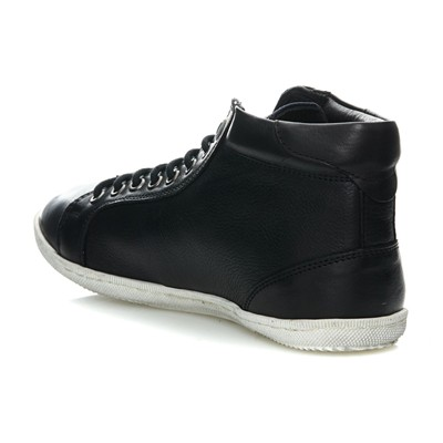 PEPE JEANS FOOTWEAR William Basic - Baskets montantes - noir