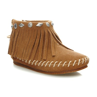 PEPE JEANS FOOTWEAR Violet Indian - Mocassins - camel