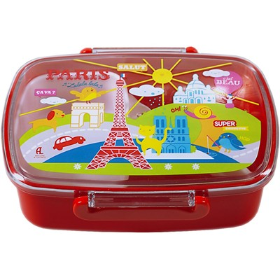 Lunch box - multicolore