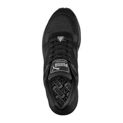 PUMA Baskets - noir