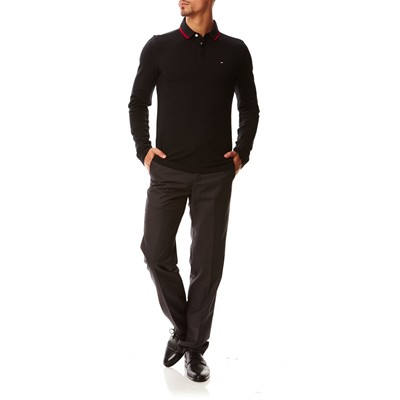 HILFIGER DENIM Polo - noir