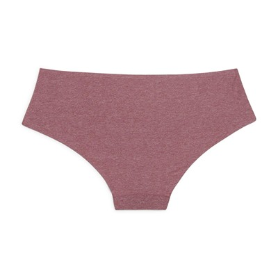 MONOPRIX Shorty en microfibre - bordeaux