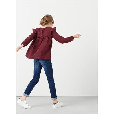 MANGO KIDS Blouse - vin