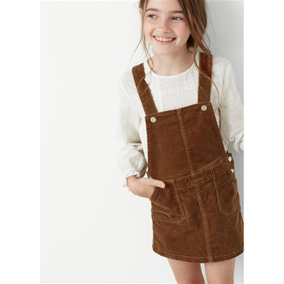 MANGO KIDS Salopette - marron