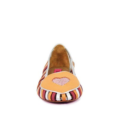 PRING PARIS Hearth - Ballerines en cuir