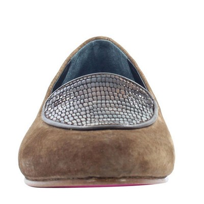 PRING PARIS Sun - Mocassins en cuir - marron