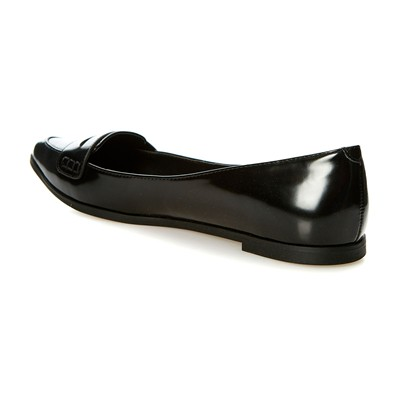 BENETTON Ballerines pointues - noir