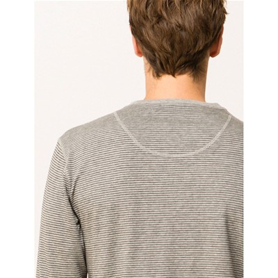SOMEWHERE Genoa - T-shirt - gris