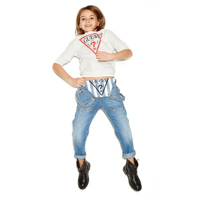 GUESS KIDS Salopette - bleu