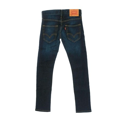 LEVI'S KIDS 520 - Jeans skinny tapered - denim bleu