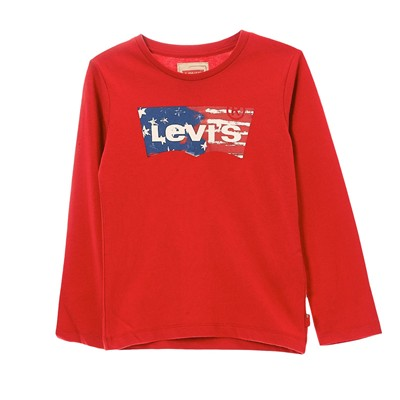 LEVI'S KIDS Emilio - T-shirt - rouge