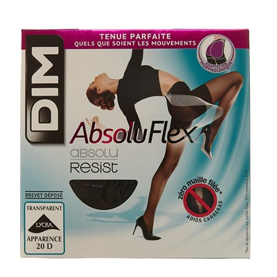 DIM COLLANT Absolu Flex - Collant - noir