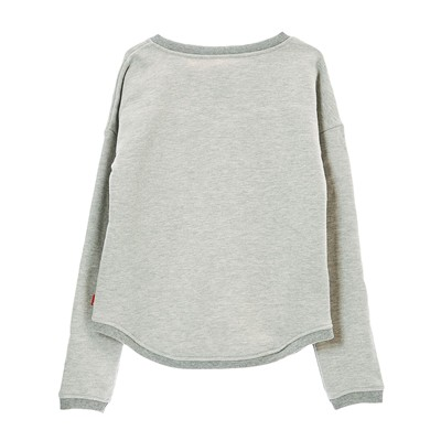 LEVI'S KIDS Mamaie - Sweat-shirt - gris chine