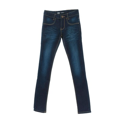 LEVI'S KIDS 710 - Super skinny - denim bleu