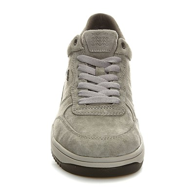 GEOX ALOY - Baskets - gris