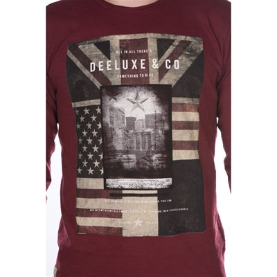 DEELUXE Togive - T-shirt - rouge