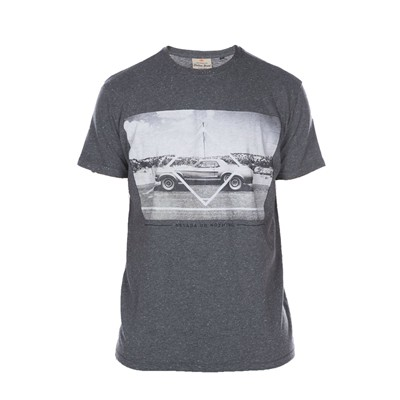 DEELUXE Turey - T-shirt manches courtes - gris