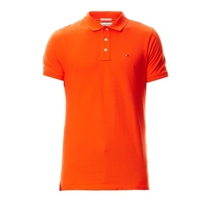 HILFIGER DENIM Polo - orange