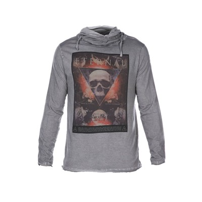DEELUXE Eternal - T-shirt - gris