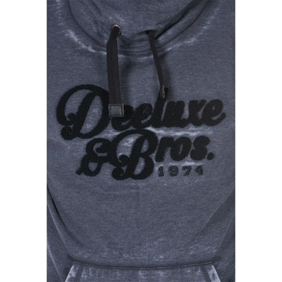 DEELUXE Bros - Sweat à capuche - anthracite