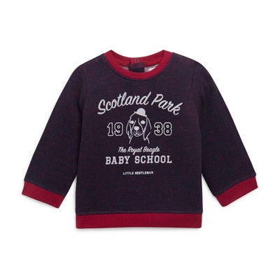 BOUT'CHOU Sweat-shirt - bordeaux