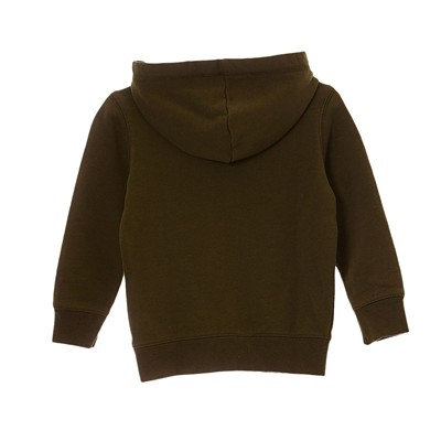 BENETTON Sweat à capuche - kaki