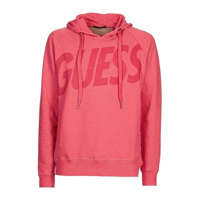 GUESS Sweat à capuche - rose