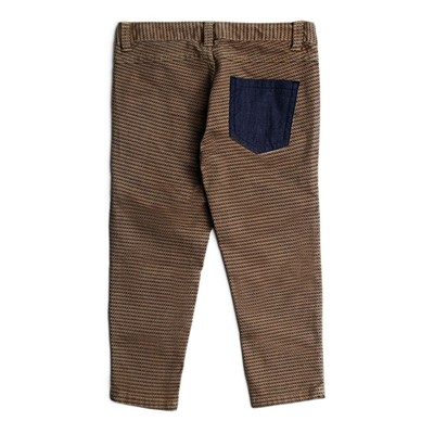 GUESS KIDS Pantalon chino - marron