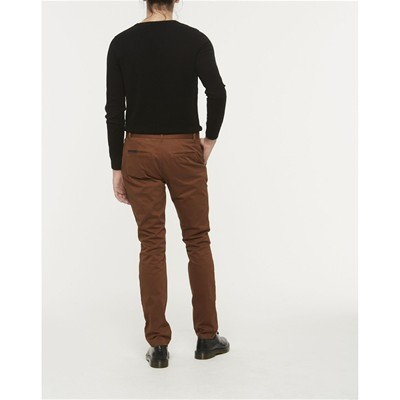 ELEVEN PARIS Slim - marron
