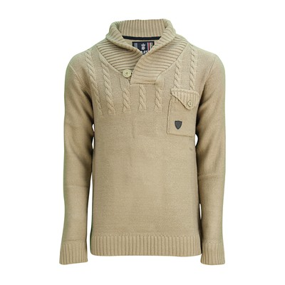 SOULSTAR MK CHATSWORTH - Pull - taupe