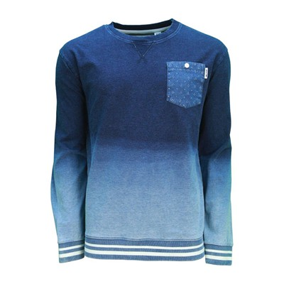 SOULSTAR MS WGEDLING - Sweat-shirt - bleu marine