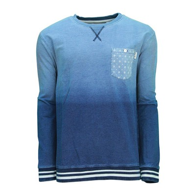 SOULSTAR MS WGEDLING - Sweat-shirt - bleu