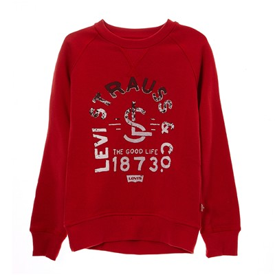 LEVI'S KIDS Alfred - Sweat-shirt - rouge