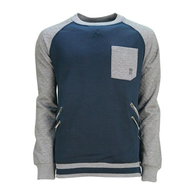 SOULSTAR MS WMARSTON - Sweat-shirt - bleu marine