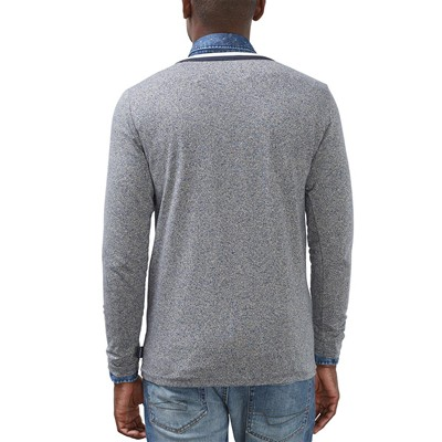 ESPRIT Sweat-shirt - bleu marine
