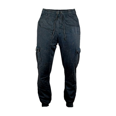 SOULSTAR MP COOK - Pantalon jogging - bleu marine