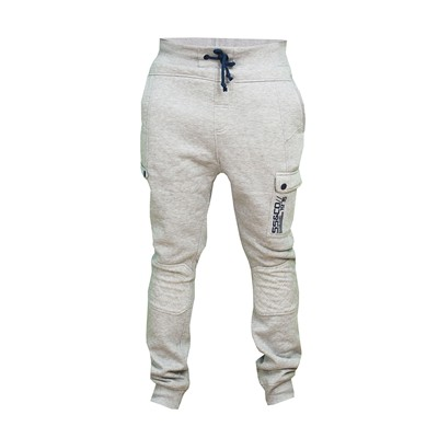 SOULSTAR MP STYRRUP - Pantalon jogging - gris clair