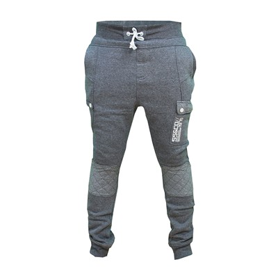 SOULSTAR MP STYRRUP - Pantalon jogging - gris chine