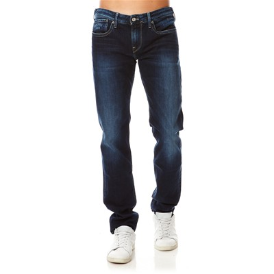 PEPE JEANS LONDON Russel - Jean slim - denim bleu