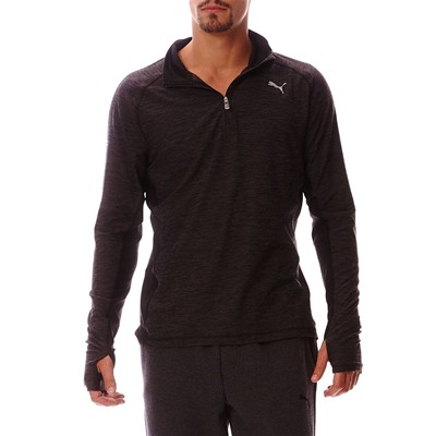 Run - Sweat-shirt - noir