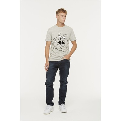 ELEVEN PARIS Bector - T-shirt - gris
