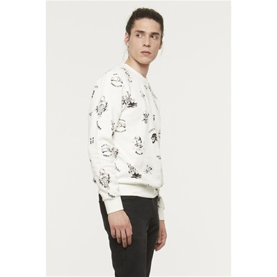 ELEVEN PARIS Efolf - Sweat-shirt - blanc