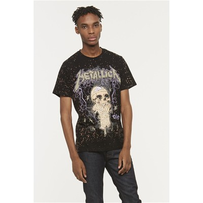 ELEVEN PARIS Metain - T-shirt - noir