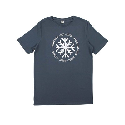 64 Stations - T-shirt - gris clair