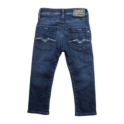REPLAY AND SONS Jean droit - denim bleu