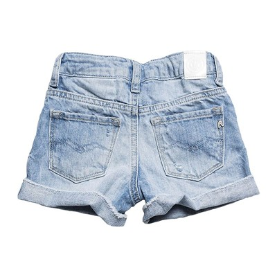 REPLAY AND SONS Short denim bleu