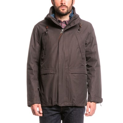AIGLE Woodfield - Parka - brun